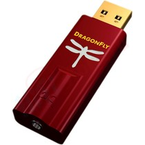 Акссесуары AudioQuest DragonFly Red