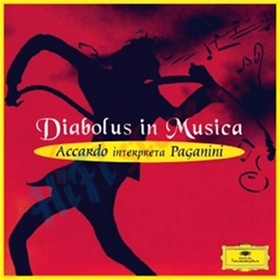 Clearaudio SALVATORE ACCARDO, THE LONDON PHILHARMONIC ORCHESTRA, CHARLES DUTOIT: DIABOLUS IN MUSICA - ACCARDO I   - купить виниловую пластинку Clearaudio в HI-FI Store, цена, характеристики, фото.