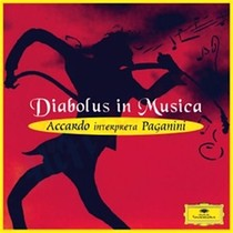 Виниловая пластинка Clearaudio Salvatore Accardo, The London Philharmonic Orchestra, Charles Dutoit: Diabolus In Musica - Accardo Interpreta Paganini