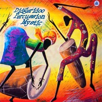 Виниловая пластинка Clearaudio Didgeridoo Percussion Mystic
