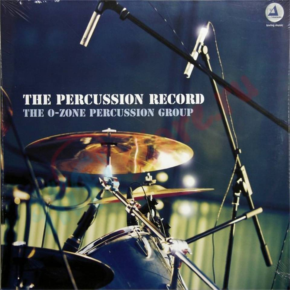 Clearaudio THE O-ZONE PERCUSSION GROUP - THE PERCUSSION RECORD (LP/CD)   - купить виниловую пластинку Clearaudio в HI-FI Store, цена, характеристики, фото.