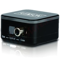 Переходник сигнала  Flexson Coaxial to Optical Audio Converter