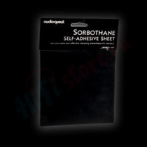 Демпфер для Hi-Fi компонентов AudioQuest Sorbothane® Self-Stick Sheet