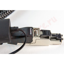 Коннекторы AudioQuest Telegaertner CAT6a/7 Connector