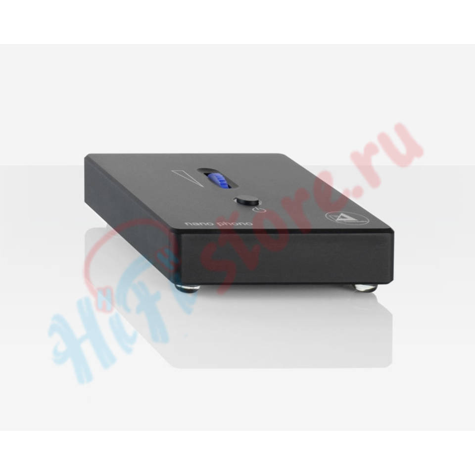 Clearaudio NANO PHONO V2 Black  - купить mm/mc фонокорректора Clearaudio в HI-FI Store, цена, характеристики, фото.