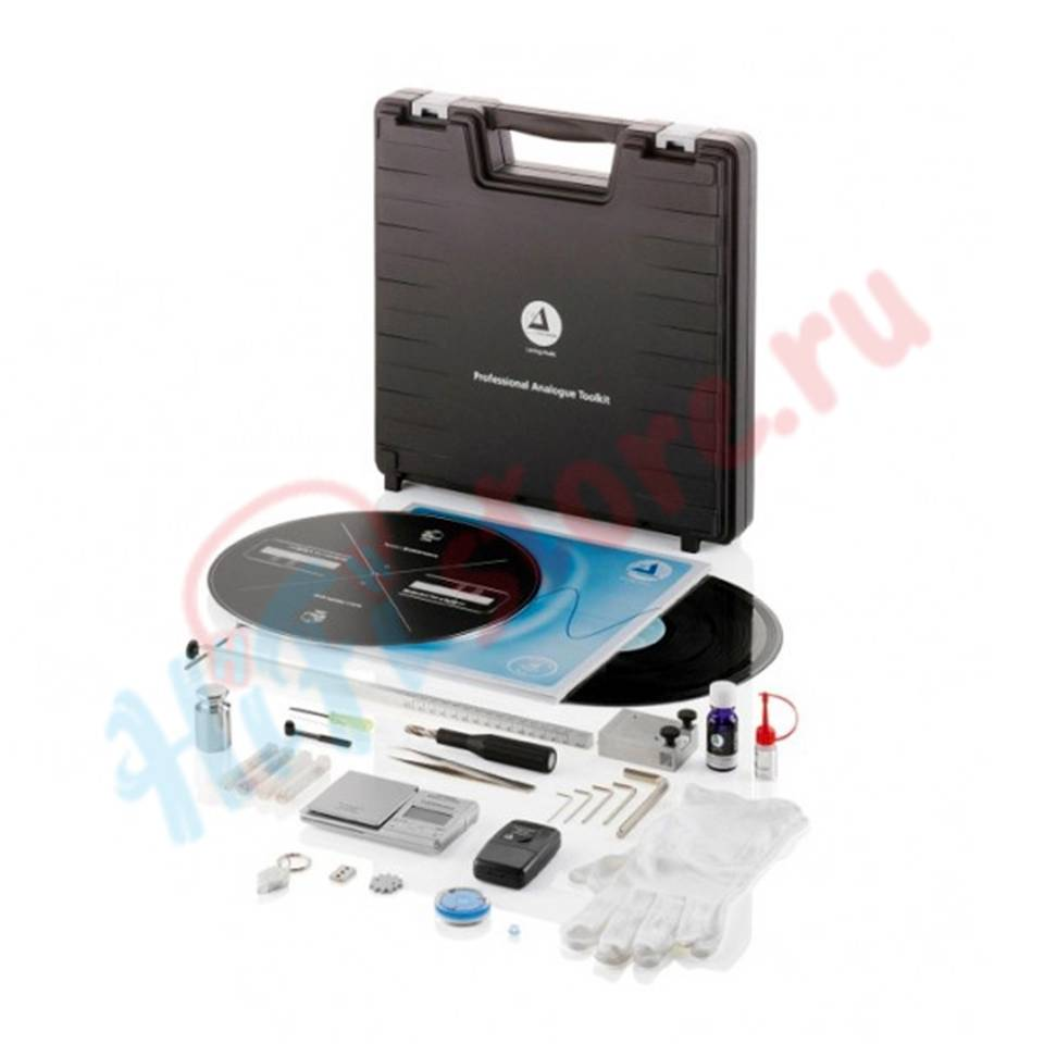 Clearaudio PROFESSIONAL ANALOGUE TOOLKIT   - купить набор инструментов Clearaudio в HI-FI Store, цена, характеристики, фото.