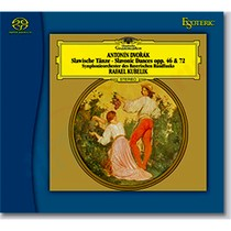 CD/SACD диск Esoteric Dvorak - Slavonic Dances Opp. 46 & 92. Symphonie-Orchester des Bayerischen Rundfunks, Conducted by R