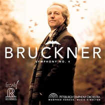 "Гибридный SACD диск Esoteric Brukner - Symphony No.4 in E flat major ""Romantic"""