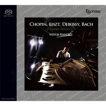 Гибридный SACD диск Esoteric Miyuji Kaneko: Chopin, Liszt and Debussy Piano Pieces