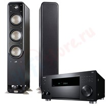 Комплект ДК Polk Audio Signature 820 (Polk Audio 2.0 + ONKYO)