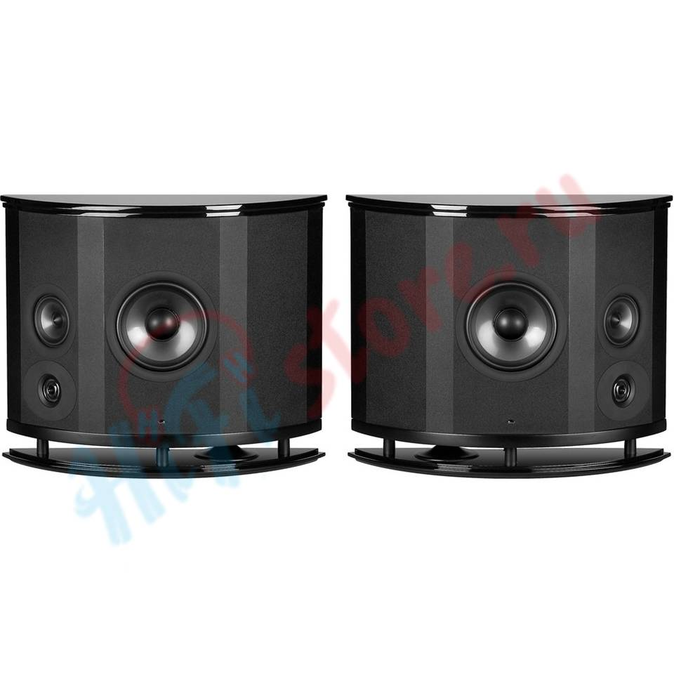 Polk Audio LSIM702 F/X High Gloss Black  - купить тыловую акустику Polk Audio в HI-FI Store, цена, характеристики, фото.