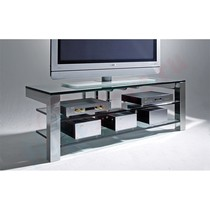 AV-стойка Schroers & Schroers Focus 110 (Clearglass Shelves)