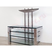 AV-стойка Schroers & Schroers Focus E110 (Clearglass Shelves) (выставочный экземпляр)