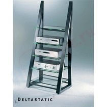 Hi-Fi стойка Schroers & Schroers Deltastatic (Clearglass Shelves) (выставочный экземпляр)