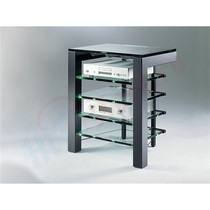 Hi-Fi стойка Schroers & Schroers Focus 72 (Clearglass Shelves)