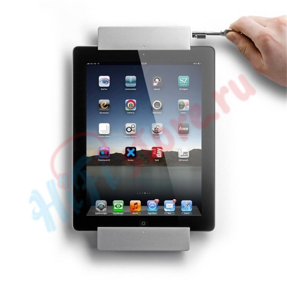 Smart Things SDOCK AIR Silver  - купить док-станцию для ipad lightning Smart Things в HI-FI Store, цена, характеристики, фото.