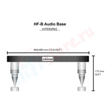Hi-Fi стойка Solidsteel HF-B Base