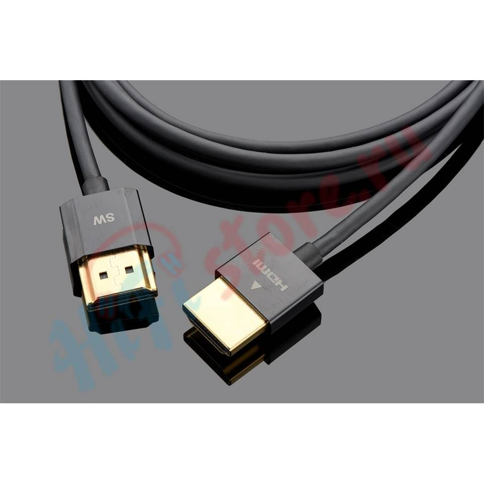 Straight Wire SLIM SELECT HDMI  0,6 м - купить кабель hdmi Straight Wire в HI-FI Store, цена, характеристики, фото.
