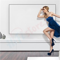 Стационарный экран Vutec Stiletto 129'' (2.35:1) GreyDove SoundScreen